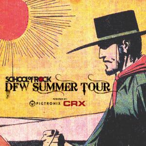 DFW Summer Tour Instagram